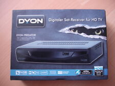 Dyon Predator DVB S2 HD Sat Receiver mit USB Mediaplayer - HDMI Set top Box