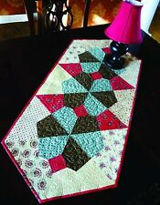HYBRID HEXI KITE TABLE RUNNER SEWING PATTERN, From Cut Loose Press Patterns NEW