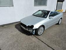 07 Mercedes CLK200 1.8 Auto Convertible Damaged Salvage Repairable NOT RECORDED