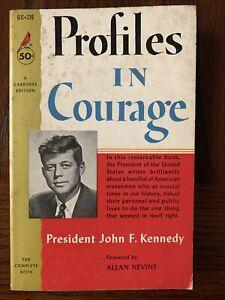 Profiles in Courage (John F. Kennedy - 1963) C-238