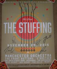 MANCHESTER ORCHESTRA signed autographed concert poster print ATLANTA 11-25-15