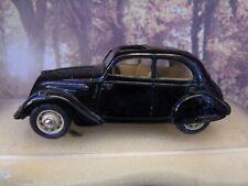 1/43 Record  (France) Peugeot 202 1936 Handmade  Model Car