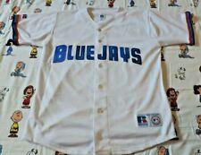 Vintage Russell MLB Toronto Blue Jays Jersey 1990's Medium Men