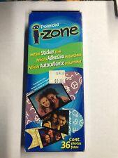 36 Count Polaroid I-Zone Instant Pocket Sticker Film Photo EXPIRED 2004