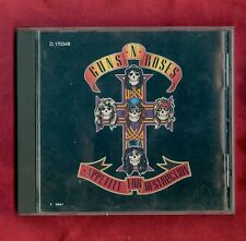 Guns N' Roses Appetite For Destruction 1987 BMG Direct CD