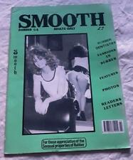 Smooth Magazine From Swish Publications No 94  Latex & Leather Fashion Magazine