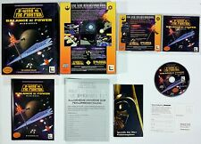 PC CD-ROM LucasArts STAR WARS X-WING vs TIE FIGHTER BALANCE OF POWER dt. Big Box