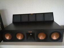 Klipsch Reference Premiere RP-450C Center Lautsprecherbox schwarz in top Zustand