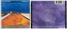 RED HOT CHILI PEPPERS - CALIFORNICATION,  CD ALBUM, 1999