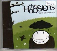 (BX560) The Hoosiers, Worst Case Scenario - 2008 DJ CD