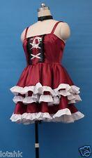 Rosario + Vampire Moka Akashiya Cosplay Costume Custom Made   lotahk