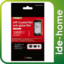 NiBon iPhone 5S / 5C / 5 Screen Protector AFP Crystal and Anti-Glare Film