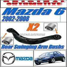 FITS MAZDA 6 2002-2008 GG GY SALOON HATCHBACK ESTATE, REAR SWINGING ARM BUSHS X2