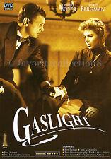 Gaslight (1944) - Ingrid Bergman, Charles Boyer, Joseph Cotten - DVD NEW