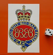 Grenadier Guards quality vinyl sticker 110mm external waterproof british forces