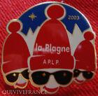 SK1203 - INSIGNE SKI APLP LA PLAGNE SAISON 2003