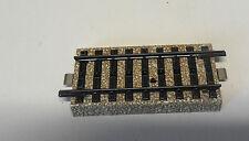 M11)  rail droit court 45 mm  MARKLIN voie M 5108   pour   train electrique HO