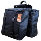 C-2971 U-Hilason Black Western Horse Tack Cordura Insulated Saddle Bag