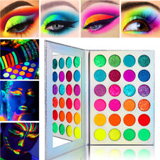 24 Colors Eye Shadow Palette Matte Glitter Makeup Shimmer Eyeshadow Cosmetic New