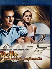 NEW BLU-RAY // JAMES BOND // Dr. No  // URSULA ANDRESS, SEAN CONNERY