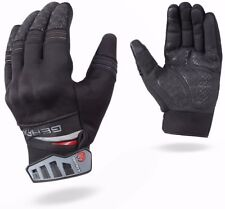 GearX Leather Motorcycle Gloves
