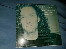 KENNY G - MY HEART WILL GO ON (LOVE THEME FROM TITANIC) U.S. PROMO CD-SGL 1998