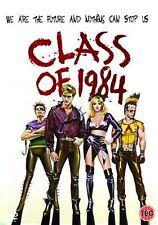 Class Of 1984 Perry King, Timothy van Patten, Merrie Lynn NEW SEALED UK R2 DVD