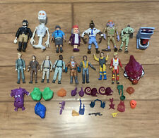 Lot of Kenner 1980s Ghostbusters Action Figures