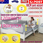 Adjustable Folding Kids Safety Bed Rail/BedRail Cot Guard Protecte Child Toddler <br/> 3000+Sold!Please confirm the size of bed frame