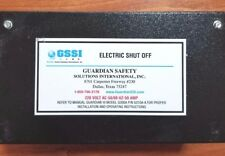 CSSI  ELECTRIC SHUT OFF G310A FOR GUARDIAN III G300-A FIRE SUPPRESSION UNIT