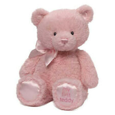 Baby GUND My First Teddy Bear Pink 38cm
