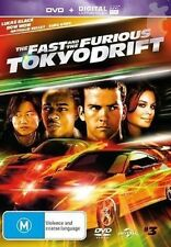 Fast and The Furious Tokyo Drift 2015 Lucas Black DVD