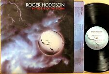 A&M Roger Hodgson (Supertramp) IN THE EYE OF THE STORM w/Inner Sleeve  SP-5004