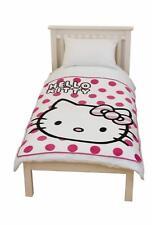 Hello Kitty Candy Spots Fleece Blanket 120cm x 150cm 100% Polyester