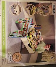KidKraft Rapid Waterfall Train Set & Table.