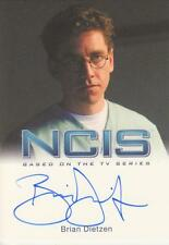 NCIS Premium Release by Rittenhouse - Brian Dietzen  Autograph Trading Card