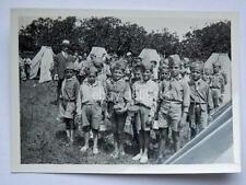 SCOUT vecchia foto bambini scoutismo Colonie AOI