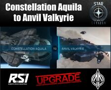 Star Citizen - CCU Ship Upgrade Constellation Aquila to Anvil Valkyrie