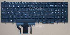 NEW FOR DELL Latitude 5580 E5580 Keyboard Backlit US No Frame