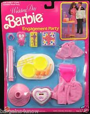 Wedding Day Barbie Engagement Party NRFP