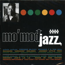 """MO' MOD JAZZ  """"22 STUNNING TRACKS FROM THE 60's""""  CD"""