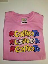 Maglia T-shirt Me Bambina Contro Te Bambino new! Kira Ray Lui e Sofi rosa