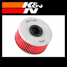 K&N Oil Filter Powersports Motorcycle Oil Filter - Yamaha - KN-144