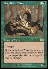 ▼▲▼ Argothian Wurm (Guivre argothienne) Urza's Saga #236 ENGLISH Magic