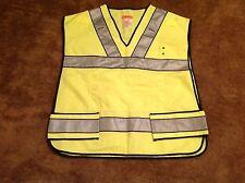 Large / XLarge 5.11 tactical high visibility reflective traffic vest MSRP $44.99