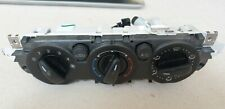 FORD FOCUS MK2 / CONVERTIBLE 05-10 HEATER DIALS CONTROLS 3M5T 19980 AD box K16