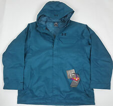 UNDER ARMOUR COLDGEAR INFRARED HACKER JACKET INSULATED BLUE $200 NEW (SIZE 3XL)