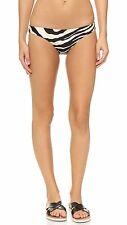 Zimmermann Women's Multicolor Hyper Skinny Bikini Bottoms - Zebra RV$110