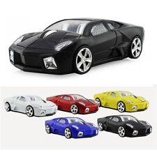 3D 1600DPI Optical 2.4Ghz Lamborghini car Wireless Mouse PC Mice USB Dongle Gift