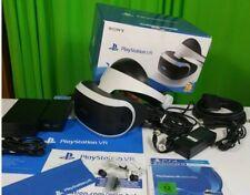 Playstation 4 vr Brille inkl Ps4 Kamera und Vr Worlds